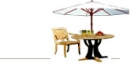 Patio and outdoor furniture manufacturers and stores